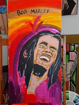 Bob Marley by Jeffrey Foti