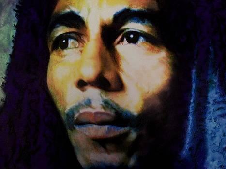 Bob Marley One Love by Mandy Thomas