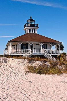 Carmen Del Valle - Boca Grande Lighthouse