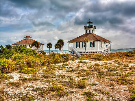 Boca Grande Lighthouse by Jenny Ellen Photography
