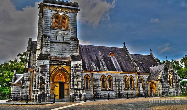 Bodalla All Saints Anglican Church  by Joanne Kocwin
