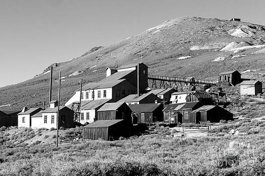 Jim McCain - Bodie ghost town