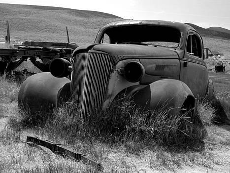 Bodie Graveyard by Rick Mutaw