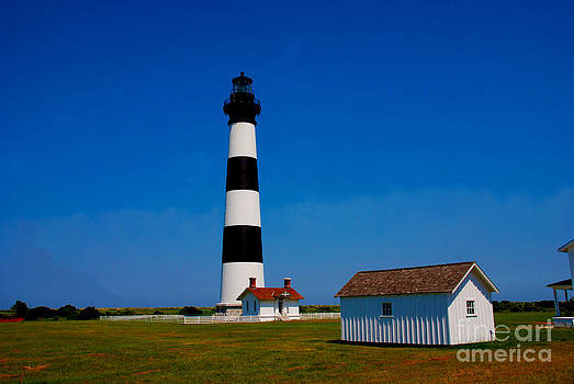 Susanne Van Hulst - Bodie Island Lighthouse Outer Banks in North Carolina