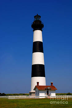 Susanne Van Hulst - Bodie Island Lighthouse Outer Banks NC