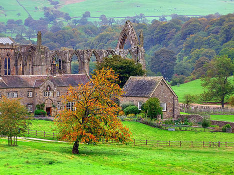 Bolton Abbey - HDR by Colin J Williams Photography