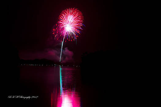 Bombs Bursting In Air by Bobby Martin