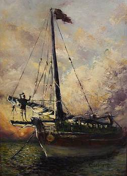 Bon Voyage by Caroline Anne Du Toit