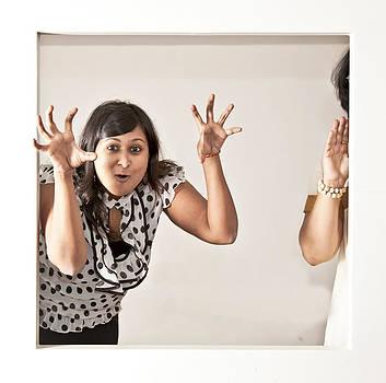 Kantilal Patel - Boo Scary Woman