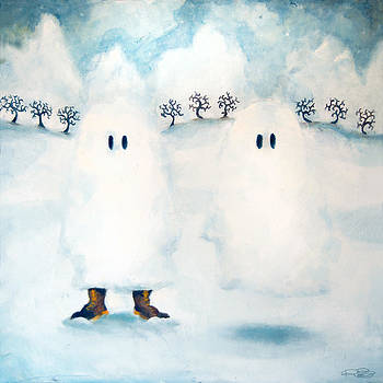Boo Snow by Kurt Riemersma