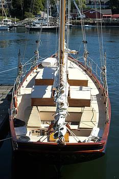 Robert Anschutz - Book a Sail