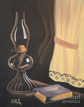 Book by Lanterns by Gila Churba