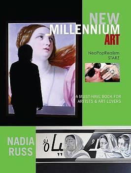 Book by Nadia Russ by New Millennium Art NeoPopRealism Starz