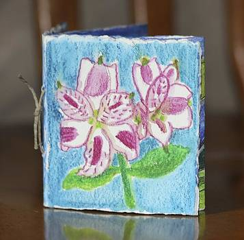 Book of Flowers by Jennifer Woodworth