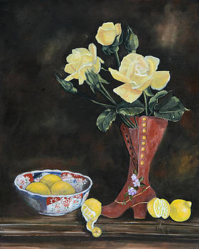 Boot Cuts and Lemons by Jan Holman