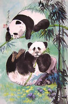 Born Free by Lian Zhen