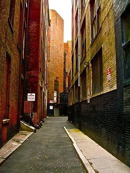 Frank SantAgata - Boston Alley