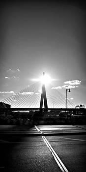Boston Bridge by Laurianna Murray