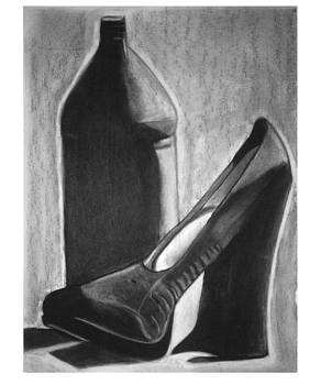 Bottle and Shoe by Anthony Powell