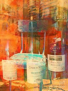 Bottles and Empty Perception by Fania Simon