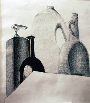 Bottles by Michael Ringwalt