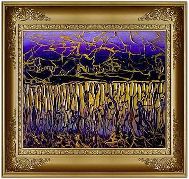 Bottom of the sea by Samwais Art