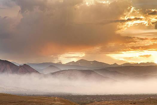 James BO  Insogna - Boulder Colorado Scenic View June 26th
