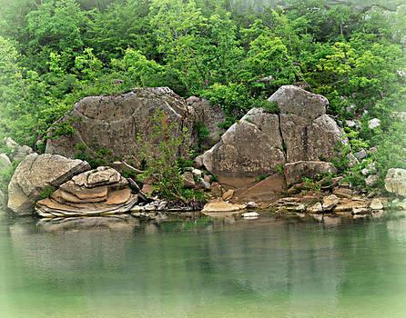Marty Koch - Boulders In The Buffalo