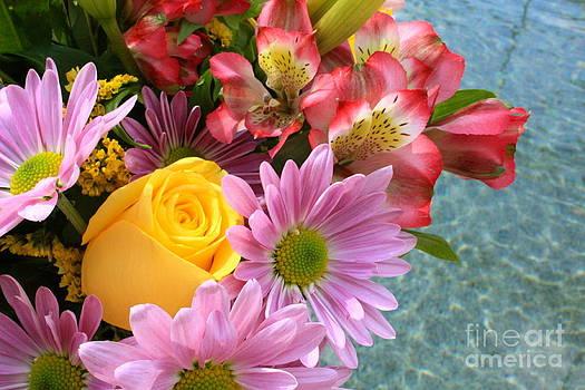 Danielle Groenen - Bouquet by Water