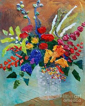 Bouquet by Nancy Bowron