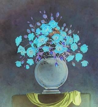 Bouquet by Nikoleta Jurcinova