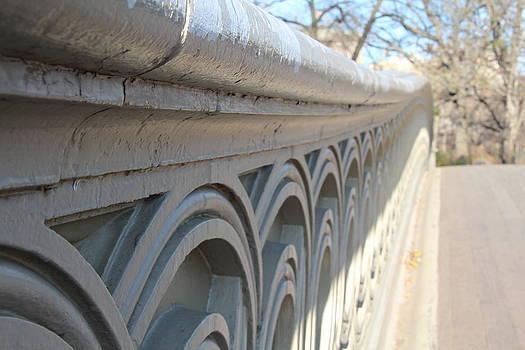 Bow Bridge by Jane Wals