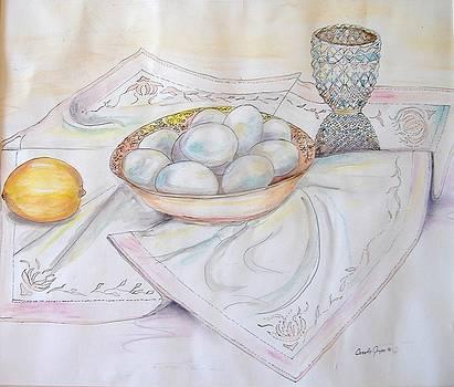 Bowl by Carole Joyce