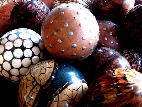 Bowl Full Of Balls by Gerard Yates