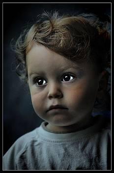 Boy - portrait  by Petr Nikl