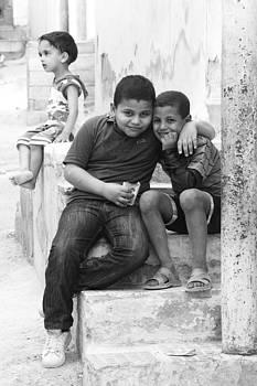 Boys by Adeeb Atwan