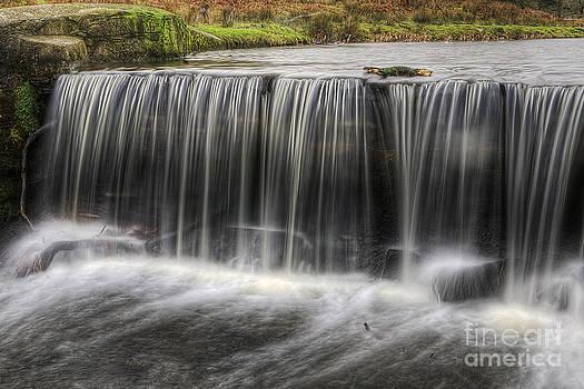 Yhun Suarez - Bradgate Park Waterfalls