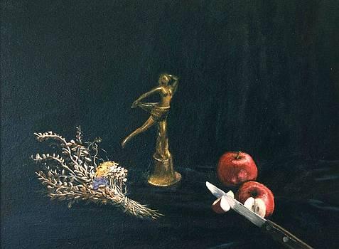 Brass Dancer by Carrie Auwaerter