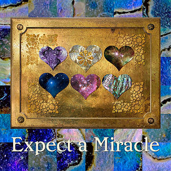 Brass Hearts Expect a Miracle by Susan Ragsdale