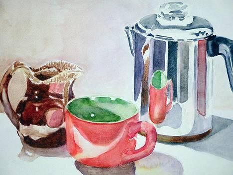 Breakfast Coffee by Nancy Pratt
