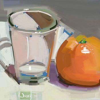 Breakfast by  Edward Joel Wittlif