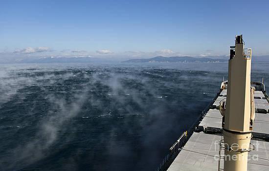 Breathing sea by Lukasz Zakrzewski