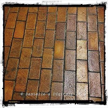 Brick Floor by Danielle McNeil