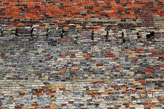 Brick Geology by Theresa Willingham