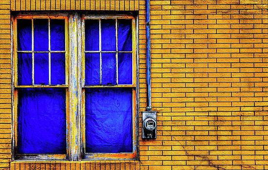 Bricks by James Bull