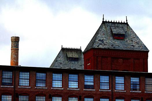 Brickstone Mill - 11 by Robert Morin