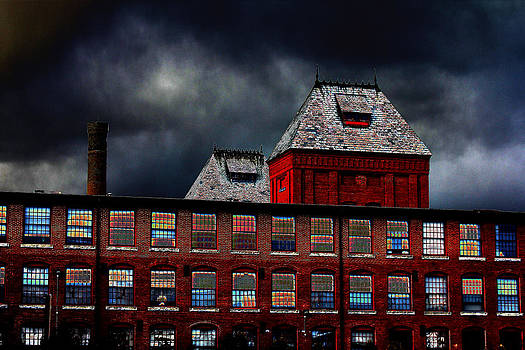 Brickstone Mill - 12 by Robert Morin