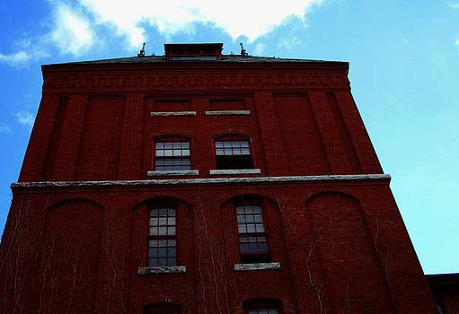 Brickstone Mill - 8 by Robert Morin