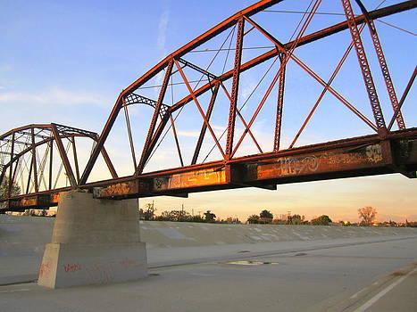 Bridge by Nancy  Wood