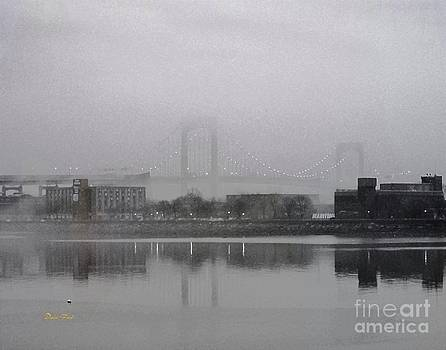 Dale   Ford - Bridge in Fog